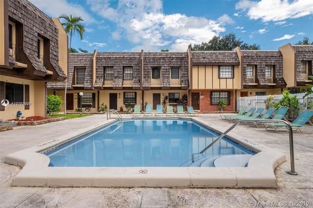 5555 Ludlam Rd #46, South Miami, FL 33155 (MLS #A10757028) :: Carole Smith Real Estate Team