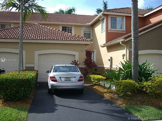 3648 San Simeon Cir #3648, Weston, FL 33331 (MLS #A10757061) :: The Howland Group