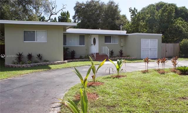 1106 NE 119th St, Biscayne Park, FL 33161 (MLS #A10757116) :: Lucido Global