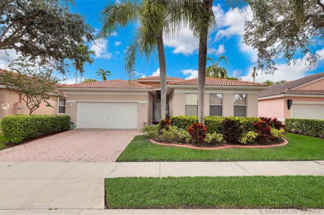 15033 SW 16th St, Pembroke Pines, FL 33027 (MLS #A10757222) :: The Rose Harris Group