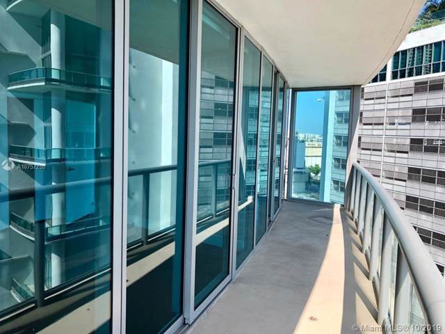 888 Biscayne Bld #1012, Miami, FL 33132 (MLS #A10757280) :: The Erice Group