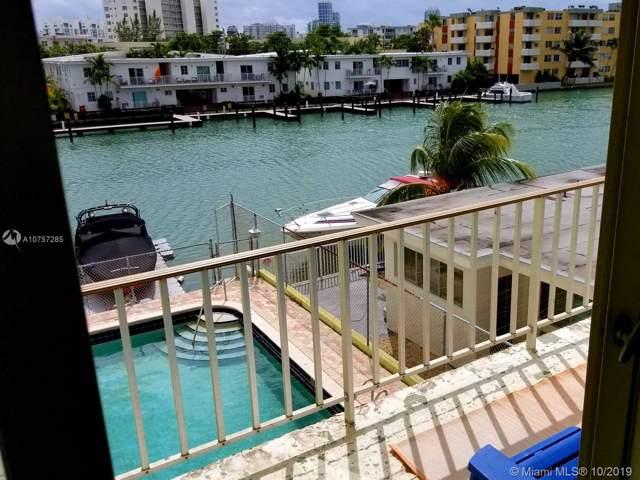 8001 Crespi Blvd 3D, Miami Beach, FL 33141 (MLS #A10757285) :: The Erice Group