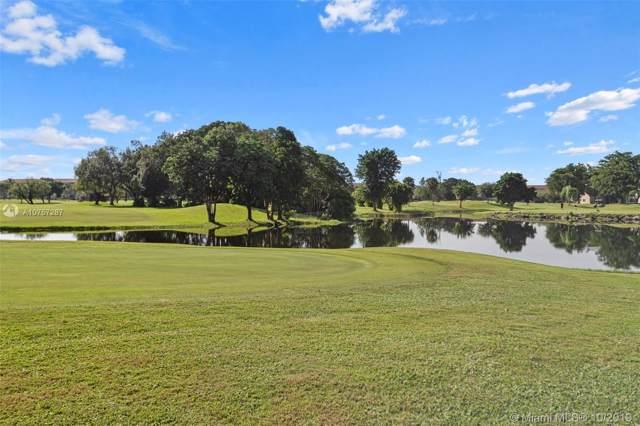 13450 SW 3rd St 303D, Pembroke Pines, FL 33027 (MLS #A10757287) :: Castelli Real Estate Services