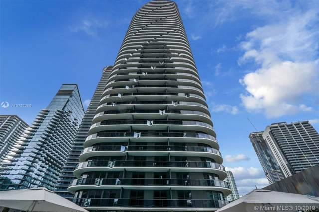 45 SW 9th St #4603, Miami, FL 33130 (MLS #A10757295) :: Grove Properties