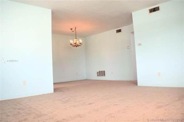 51 NE 204th St #12, Miami Gardens, FL 33179 (MLS #A10757311) :: Grove Properties