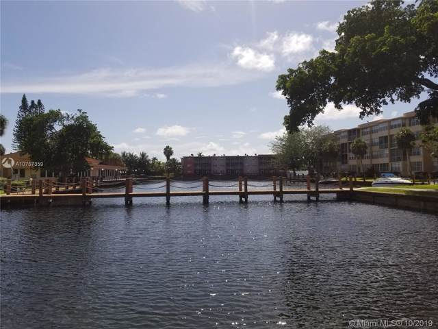 2761 Taft St #203, Hollywood, FL 33020 (MLS #A10757359) :: Carole Smith Real Estate Team