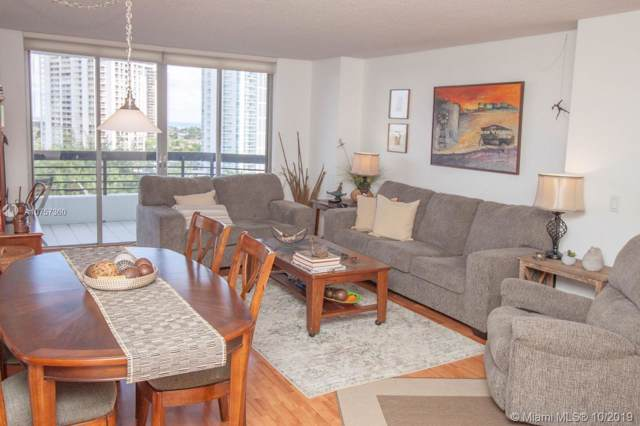 3500 Mystic Pointe Dr #1204, Aventura, FL 33180 (MLS #A10757360) :: The Howland Group