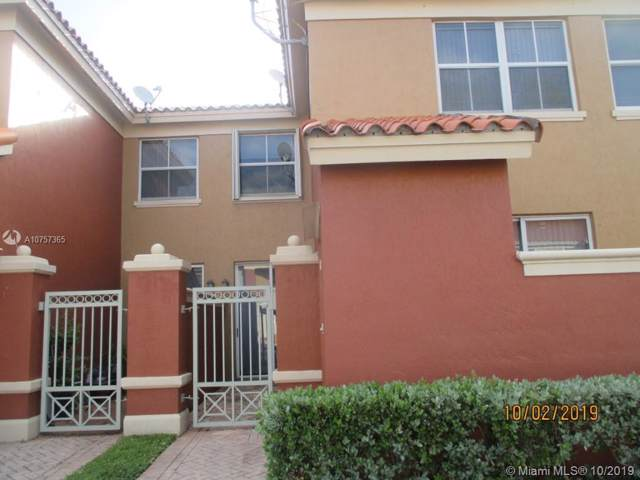 6103 NW 116th Pl #458, Doral, FL 33178 (MLS #A10757365) :: The Erice Group