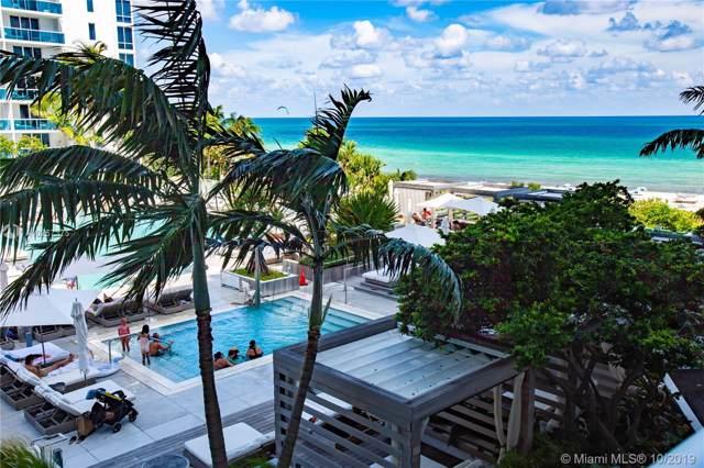 2301 Collins Ave #515, Miami Beach, FL 33139 (MLS #A10757375) :: Castelli Real Estate Services