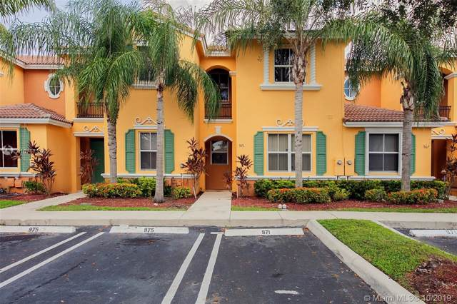 971 NE 42nd Ter #971, Homestead, FL 33033 (MLS #A10757376) :: Ray De Leon with One Sotheby's International Realty