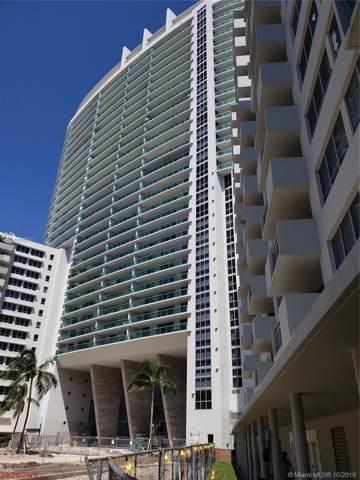1500 Bay Rd 1054S, Miami Beach, FL 33139 (MLS #A10757377) :: Green Realty Properties