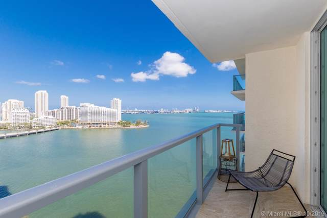 1155 Brickell #1808, Miami, FL 33131 (MLS #A10757384) :: The Erice Group