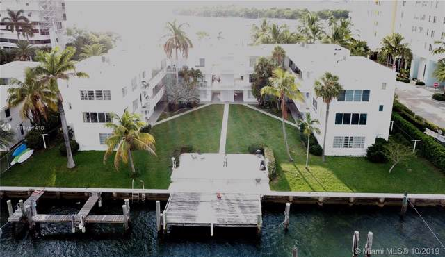 7939 West Dr #301, North Bay Village, FL 33141 (MLS #A10757418) :: Lucido Global