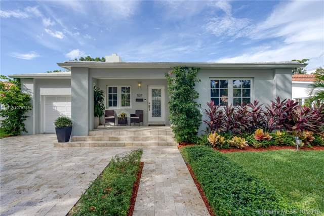 507 Sevilla Ave, Coral Gables, FL 33134 (MLS #A10757454) :: Ray De Leon with One Sotheby's International Realty
