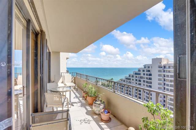 251 Crandon Blvd #1228, Key Biscayne, FL 33149 (MLS #A10757482) :: Grove Properties