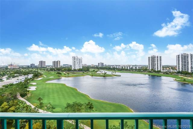 20000 E Country Club Dr #1106, Aventura, FL 33180 (MLS #A10757492) :: Miami Villa Group