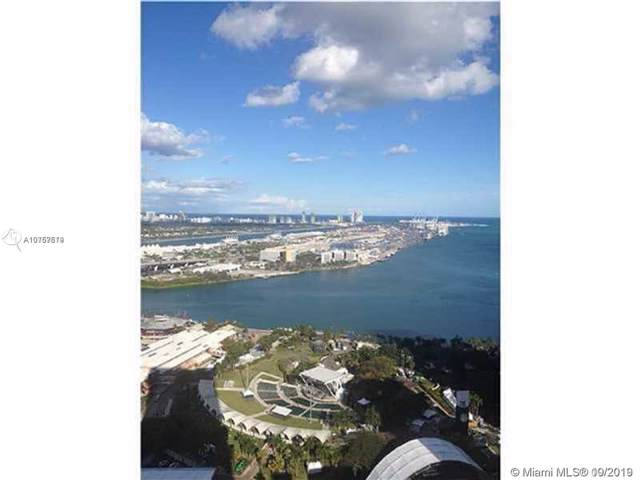253 NE 2nd St #3907, Miami, FL 33132 (MLS #A10757519) :: Green Realty Properties