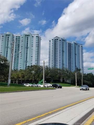 2681 N Flamingo Rd 1103S, Sunrise, FL 33323 (MLS #A10757561) :: Castelli Real Estate Services
