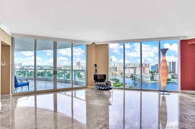 21200 Point Pl #1804, Aventura, FL 33180 (MLS #A10757563) :: The Howland Group