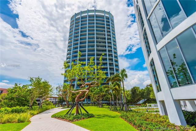 2821 S Bayshore Dr 9D, Miami, FL 33133 (MLS #A10757595) :: The Riley Smith Group