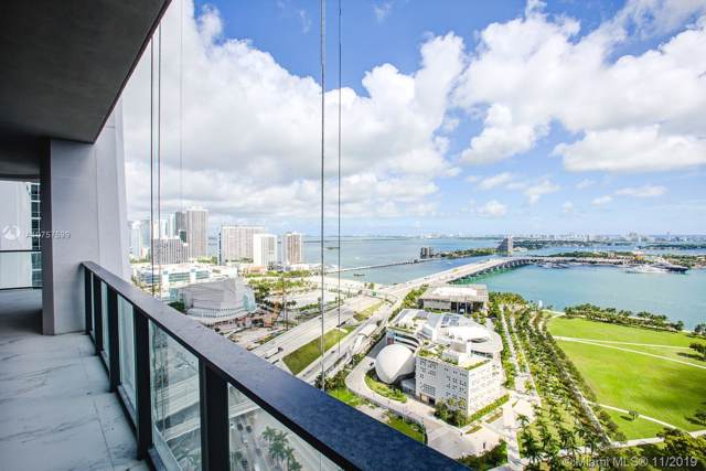 1000 Biscayne Blvd #2902, Miami, FL 33132 (MLS #A10757599) :: Ray De Leon with One Sotheby's International Realty