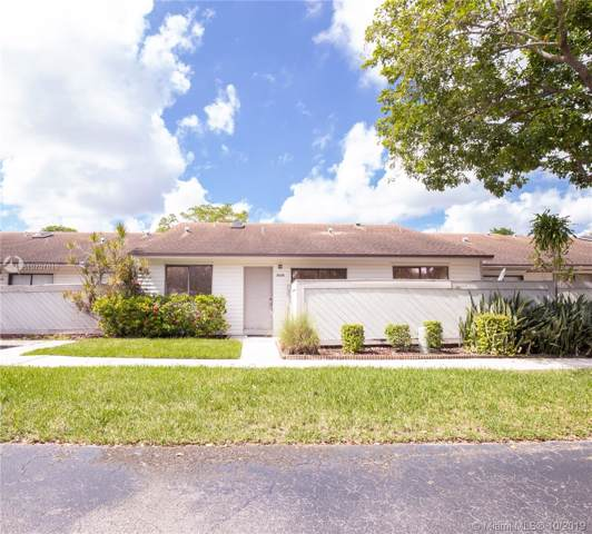 3635 NW 99th Ter 8B, Sunrise, FL 33351 (MLS #A10757616) :: United Realty Group