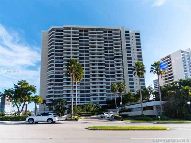2500 Parkview Dr #1517, Hallandale, FL 33009 (MLS #A10757658) :: Grove Properties