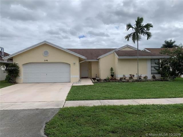 3148 NW 108th Ter, Sunrise, FL 33351 (MLS #A10757711) :: Laurie Finkelstein Reader Team