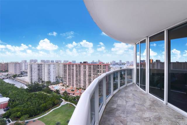 17201 Collins Ave #2409, Sunny Isles Beach, FL 33160 (MLS #A10757822) :: United Realty Group