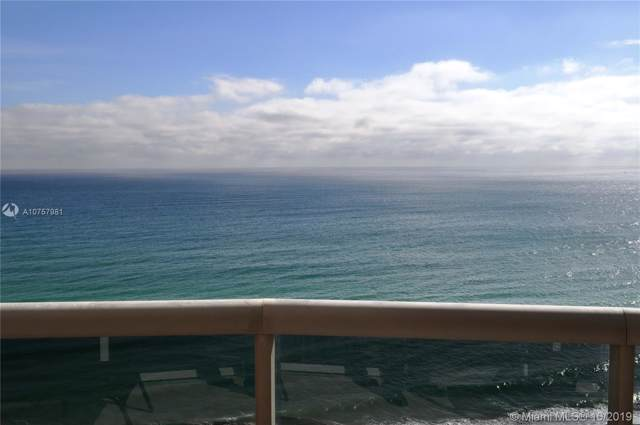 17555 Collins Ave #3101, Sunny Isles Beach, FL 33160 (MLS #A10757981) :: The Howland Group