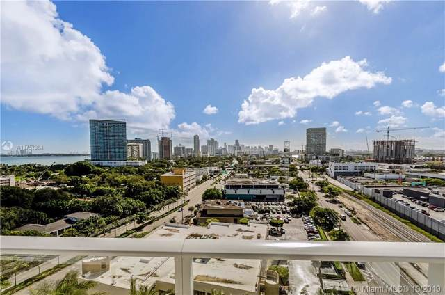 4250 Biscayne Blvd #1416, Miami, FL 33137 (MLS #A10757984) :: Green Realty Properties