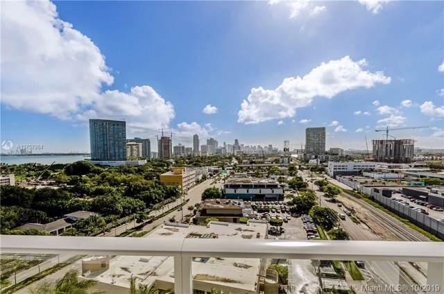 4250 Biscayne Blvd #1416, Miami, FL 33137 (MLS #A10757984) :: Grove Properties