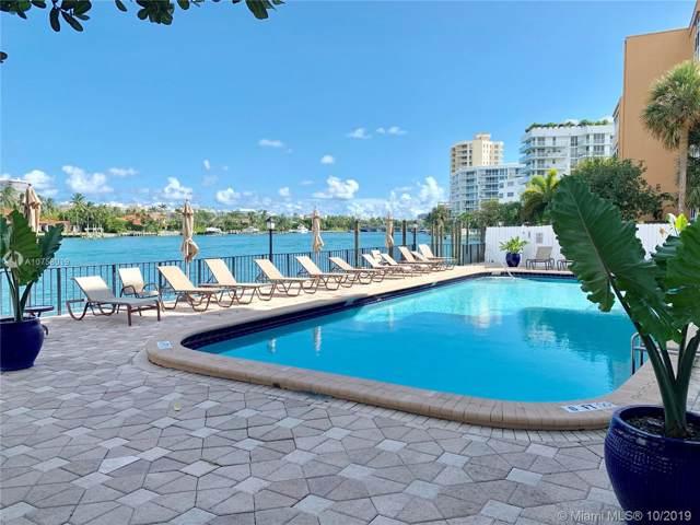 10101 E Bay Harbor Dr #309, Bay Harbor Islands, FL 33154 (MLS #A10758019) :: Castelli Real Estate Services
