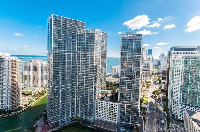 485 Brickell Ave #2709, Miami, FL 33131 (MLS #A10758041) :: The Howland Group