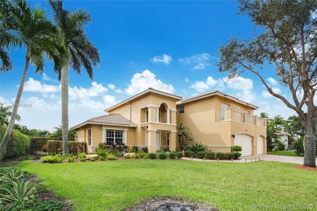 15952 SW 7 Street, Pembroke Pines, FL 33027 (#A10758078) :: Dalton Wade