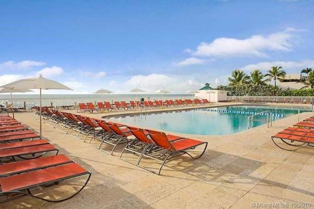 19201 Collins Ave #449, Sunny Isles Beach, FL 33160 (MLS #A10758295) :: United Realty Group