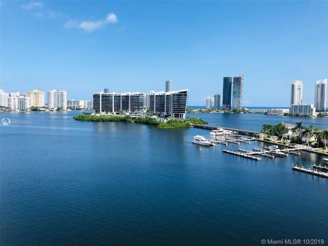 7000 Island Blvd #1105, Aventura, FL 33160 (MLS #A10758324) :: The Teri Arbogast Team at Keller Williams Partners SW