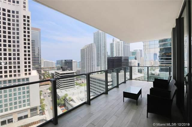 68 SE 6th St #1201, Miami, FL 33131 (MLS #A10758431) :: Berkshire Hathaway HomeServices EWM Realty