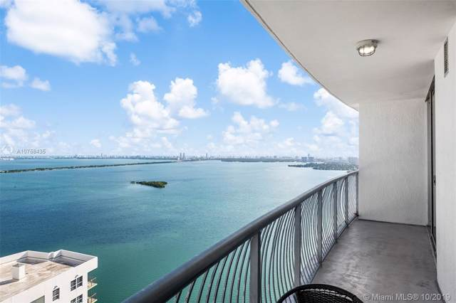 1750 N Bayshore Dr #4405, Miami, FL 33132 (MLS #A10758435) :: The Teri Arbogast Team at Keller Williams Partners SW