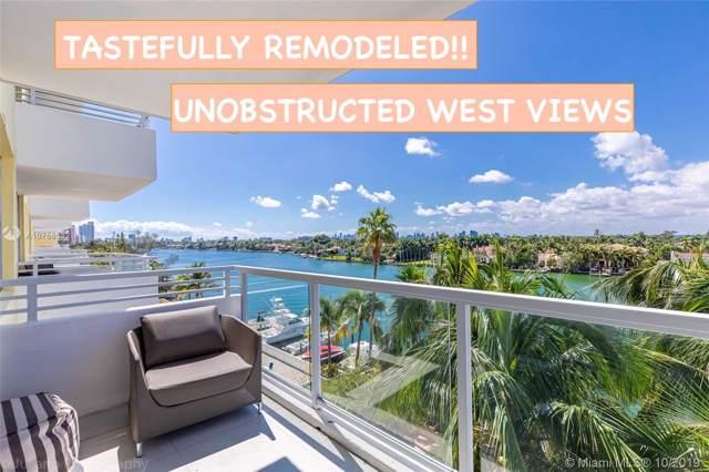 5600 Collins Ave 6M, Miami Beach, FL 33140 (MLS #A10758532) :: Castelli Real Estate Services