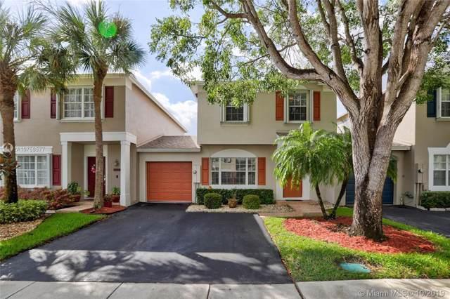 9530 Stanley Ln, Tamarac, FL 33321 (MLS #A10758577) :: Castelli Real Estate Services