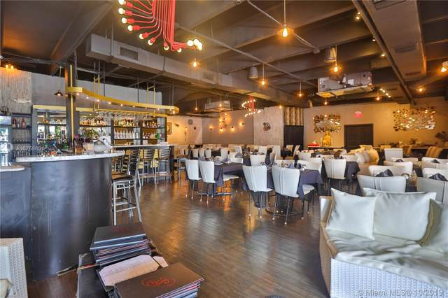 Restaurant on Collins Ave, Sunny Isles Beach, FL 33160 (MLS #A10758601) :: United Realty Group
