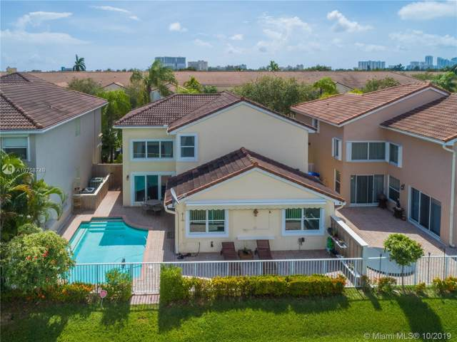 1600 Seagrape Way, Hollywood, FL 33019 (MLS #A10758749) :: Carole Smith Real Estate Team