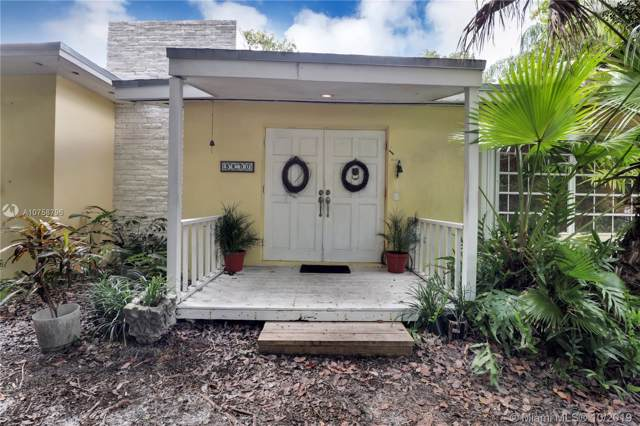 5890 SW 80th St, South Miami, FL 33143 (MLS #A10758796) :: The Riley Smith Group