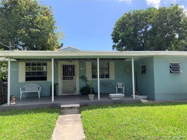 1058 NW 55th Ter, Miami, FL 33127 (MLS #A10758819) :: Carole Smith Real Estate Team