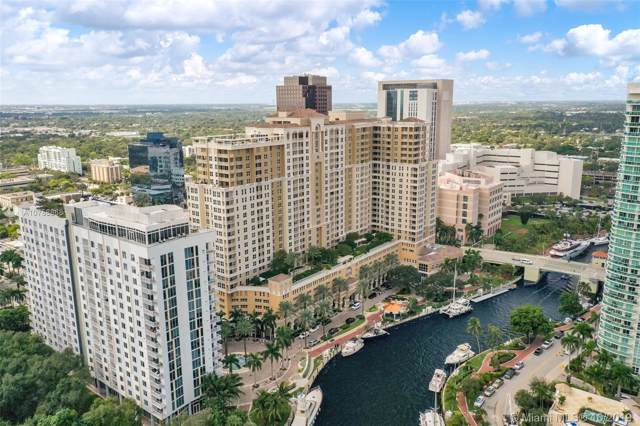 511 SE 5th Ave #2307, Fort Lauderdale, FL 33301 (MLS #A10758868) :: The Teri Arbogast Team at Keller Williams Partners SW