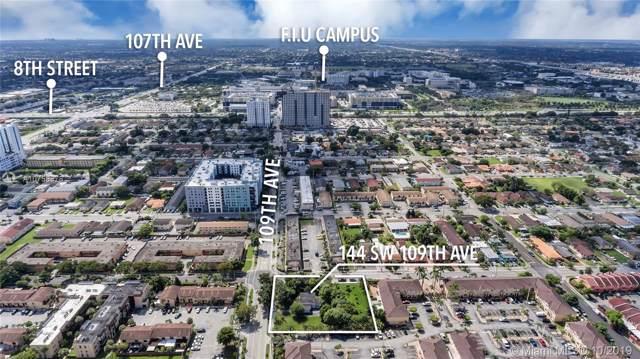 144 SW 109 Avenue, Sweetwater, FL 33174 (MLS #A10758878) :: Compass FL LLC