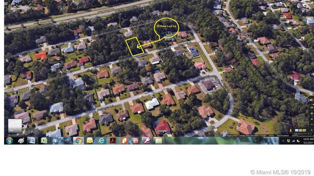35 Palm Leaf Ln, Palm City, FL 32164 (MLS #A10758929) :: Grove Properties