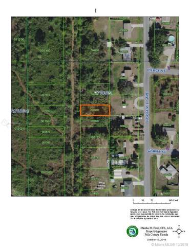 0 Wilson Ave, Lake Wales, FL 33859 (MLS #A10758944) :: Castelli Real Estate Services