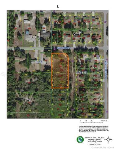 0 Jackson St, Other City - In The State Of Florida, FL 33859 (MLS #A10758981) :: Grove Properties